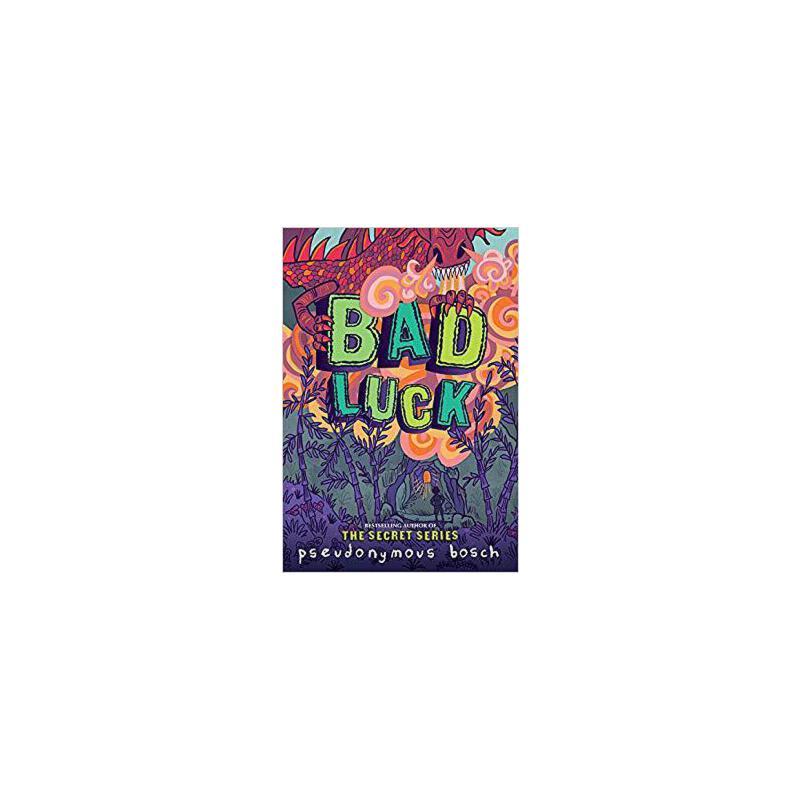 【预订】Bad Luck 9780316320443 美国库房发货,通常付款后3-5周到货!