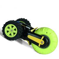遥控车遥控汽车翻斗车儿童玩具车男孩特技车遥控越野车轮胎可充气