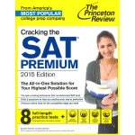 Cracking the SAT Premium Edition with 8 Practice Tests, 201