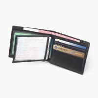 羊皮驾驶证皮套男多功能驾照夹行驶证一体证件包女钱包卡包软