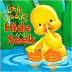 【预订】Little Quack's Hide and Seek 9781416903253