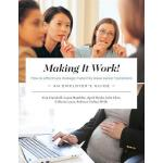 【预订】Making It Work! How to Effectively Manage Maternity Lea