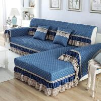 沙发垫布艺四季通用简约现代防滑沙发巾欧式沙发套全包沙发罩全盖
