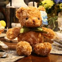 泰迪熊毛绒玩具小熊公仔抱抱熊布娃娃毛衣泰迪熊公仔生日礼物女生