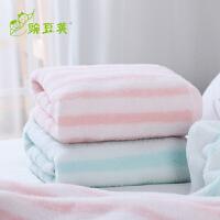 儿童洗澡巾宝宝大毛巾婴儿宝宝盖毯夏婴儿浴巾棉柔软吸水巾