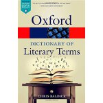 【预订】The Oxford Dictionary of Literary Terms
