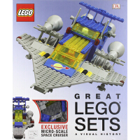 Great LEGO? Sets A Visual History 进口英文原版乐高视觉百科