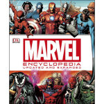 Marvel Encyclopedia (updated edition) 进口儿童绘本,Dorling Kinder