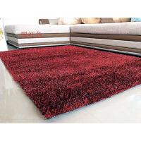客厅茶几地毯欧式简约现代卧室满铺床边地毯韩式丝地毯可定制k