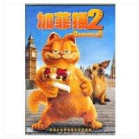 原装正版 儿童动画电影 加菲猫2(DVD) 影视系列光盘