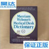 [二手旧书9成新]Merriam-Websters Medical Desk Dictionary 韦氏