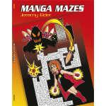 Manga Mazes (【按需印刷】)