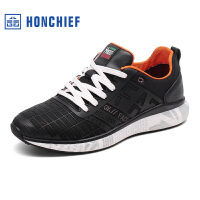 红蜻蜓旗下品牌HONCHIEF男鞋休闲鞋秋冬鞋子男板鞋KBA7210