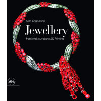 Jewellery: From Art Nouveau to 3D Printing 从新艺术主义到3D打印的珠宝首饰设