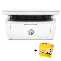 惠普(hp)M30a黑白激光多功能打印机一体机复印机打印复印扫描A4家用办公替代126A 132A 1136