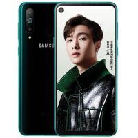 三星 Galaxy A8s(SM-G8870)黑瞳全视屏手机 骁龙710芯片 后置三摄 全网通4G 双卡双待