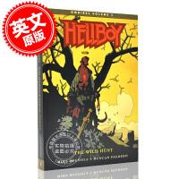 现货 地狱男爵 盗猎 英文原版 HB OMNIBUS 3 the wild hunt 地狱男爵原版漫画 黑马漫画 麦克