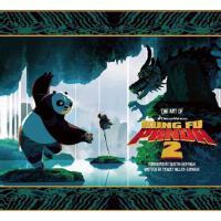 [现货]英文原版 Art of Kung Fu Panda II 功夫熊猫2电影艺术设定画集