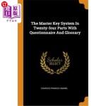 【中商海外直订】The Master Key System in Twenty-Four Parts with Que