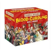 [现货] 英文版 Horrible Histories:Blood-Curdling Box 糟糕历史
