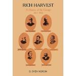 【预订】Rich Harvest: A History of the Grange, 1867-1900