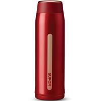 【新店入驻包邮】苏泊尔轻量保温杯 新款AIR纤巧型 304不锈钢380ml 绛红色KC38CR10