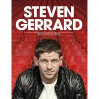现货 原版 Steven Gerrard:My Liverpool Story 史蒂文杰拉德自传