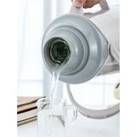 学生宿舍用保温壶大容量开水瓶玻璃内胆水瓶塑料暖壶8磅 暖瓶