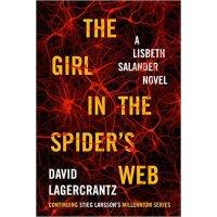 现货 英文原版 The Girl in the Spider's Web 蜘蛛网里的女孩