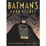 【预订】Batman's Dark Secret 9780545867559