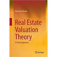 【预订】Real Estate Valuation Theory: A Critical Appraisal 9783