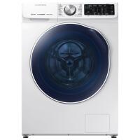 三星(SAMSUNG)9公斤洗烘一体机多维双驱滚筒洗衣机双驱双电机白色WD90N64FOAW/SC
