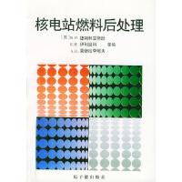 核电站燃料后处理 (苏)捷姆利亚努欣 ,黄昌泰 原子能出版社 9787502214371