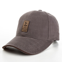 帽子男 遮阳帽韩版鸭舌帽夏天户外棒球帽太阳帽防晒透气青年时尚
