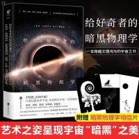 给好奇者的暗黑物理学 黑洞的发现史和引发的科学革命 暗物质 暗能量黑夜黑体 科普读物科学世界给忙碌者的天体物理学书籍