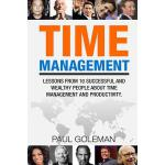 【预订】Time Management: Lessons from 10 Successful and Wealthy
