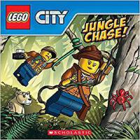 【预订】Jungle Chase! (Lego City) 9781338173208