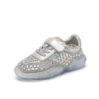 女童运动鞋儿童鞋鞋子透气网面休闲鞋款