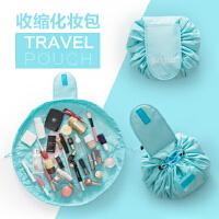 懒人包化妆包可爱小号便携大容量多功能韩国简约便携化妆品收纳包
