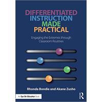 【预订】Differentiated Instruction Made Practical 9780815370819