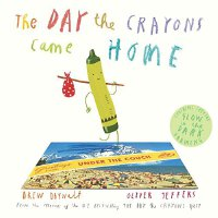 The Day the Crayons Came Home 蜡笔回家的那天 Oliver Jeffers