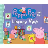 【预订】Peppa Pig and the Library Visit 9780763697884