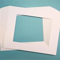 相框��框照片��卡�8 10 16 20 28 24 32寸4k8KA3A4非整��卡� 相框卡�白色