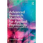 【预订】Advanced Research Methods for Applied Psychology 978113