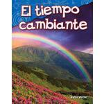 【预订】El Tiempo Cambiante (Changing Weather) (Spanish Version