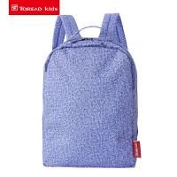 【2.5折价:49元】探路者儿童背包 19春夏户外童装通款20升以下耐磨背包QEBH85012