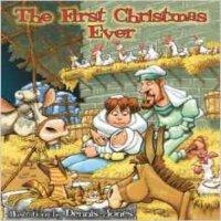 [现货]英文原版 The First Christmas Ever 儿童读物 圣诞 绘本