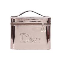 新款韩版手提大容量化妆包大号防水化妆箱可爱多功能化妆品收纳包