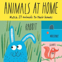 Animals at Home: Match 27 Animals to Their Homes (Magma for