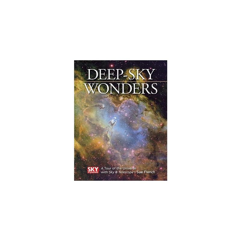 【预订】Deep-Sky Wonders: A Tour of the Universe with Sky and Telescope's Sue French 预订商品,需要1-3个月发货,非质量问题不接受退换货。